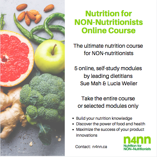 Nutrition for Non-Nutritionists Course - self-study courses