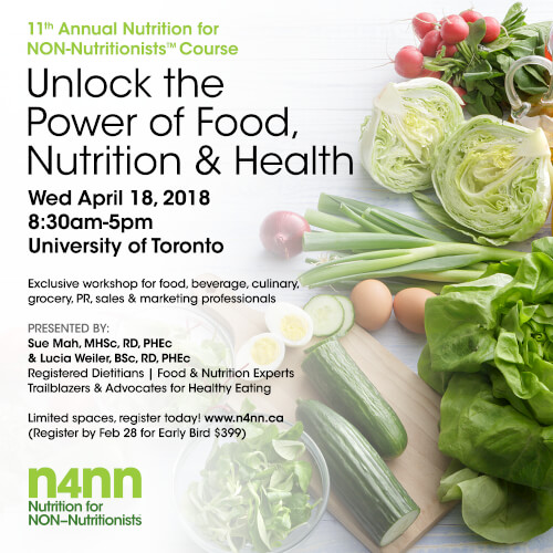11th Annual Nutrition for NON-NutritionistsTM Course