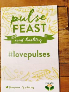 Pulse Feast sign