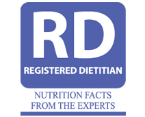 RD registered dietitian USA