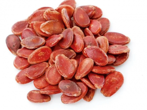 dried red watermelon seeds