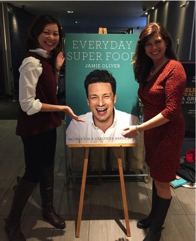 Sue Lucia Jamie Oliver book