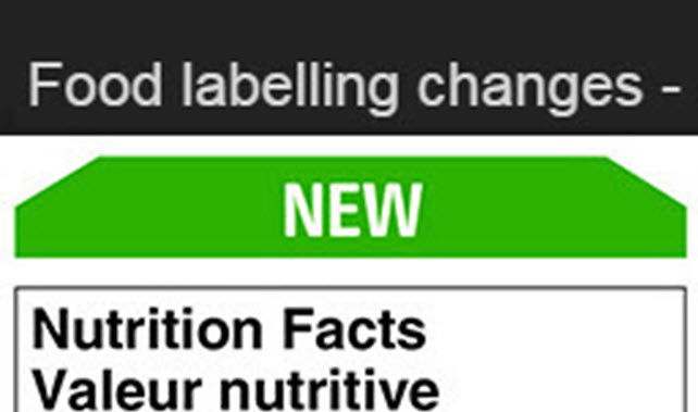 food labelling changes n4nn